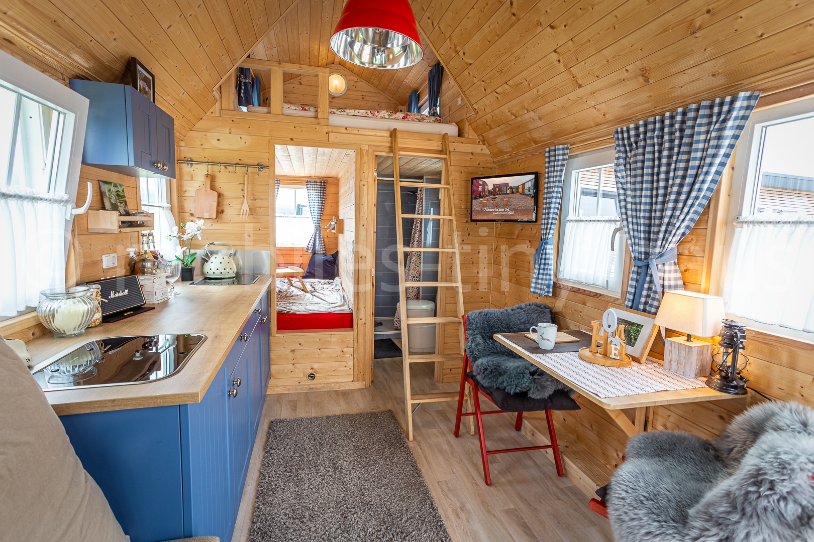 Tiny House Inneneinrichtung
